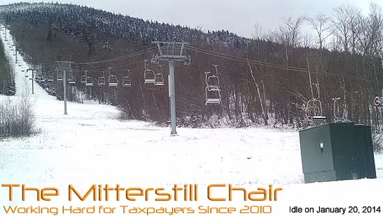The Mitterstill Chair on January 20, 2014