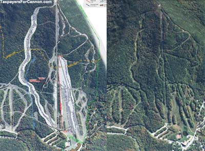 Mittersill Terrain Area Enhancement Project compare - click to enlarge